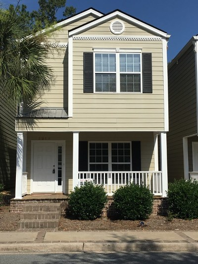 Hinesville Single Family Home For Sale: 501 Bradwell Street