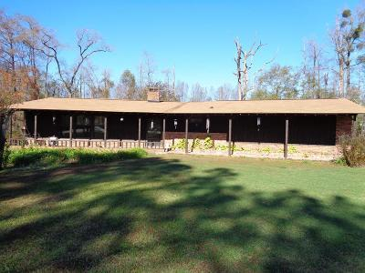 Glennville Single Family Home For Sale: 9573 Highway 169