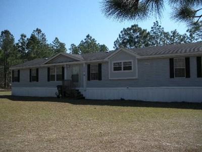 Glennville Single Family Home For Sale: 2078 Joe Kennedy Road NE