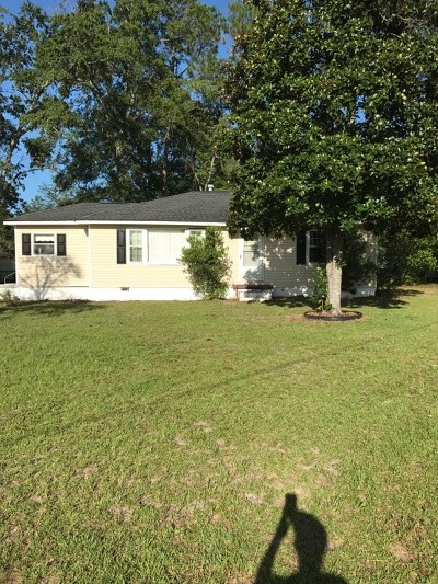 Jesup Single Family Home For Sale: 281 Eleventh Street