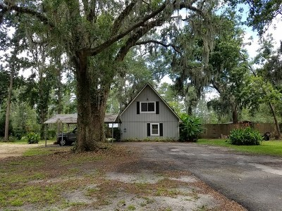Midway Single Family Home For Sale: 189 Tideland Drive