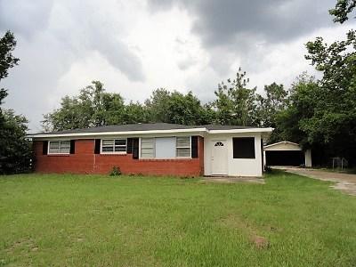 Jesup Single Family Home For Sale: 117 Berkley Drive