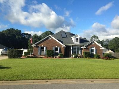 Ludowici Single Family Home For Sale: 37 Evans Lane NE