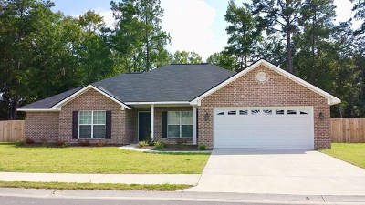 midway Single Family Home For Sale: 175 Whitaker Way