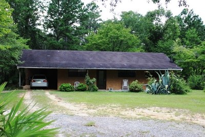 Jesup Single Family Home For Sale: 575 Mill Creek Road