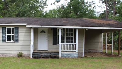 Jesup Single Family Home For Sale: 1036 Shrine Club Road