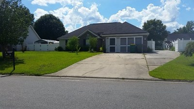 Pooler Single Family Home For Sale: 137 Silverton Road