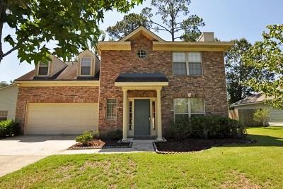 SAVANNAH Single Family Home For Sale: 210 Park View Court