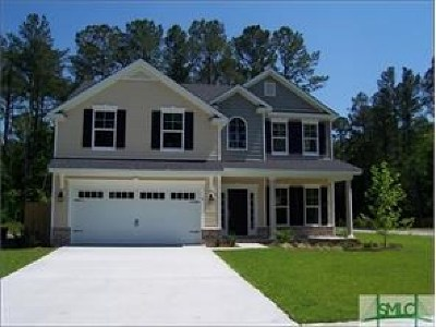 Single Family Home For Sale: 6 Whitaker Way