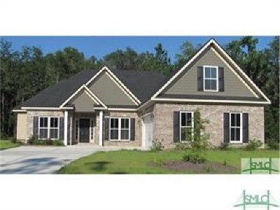 Single Family Home For Sale: 175 Timberland Circle