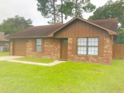hinesville Single Family Home For Sale: 1573 Pendleton Drive