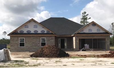 Hinesville, Ludowici Single Family Home For Sale: 61 Way Station Way NE
