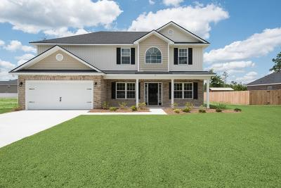 Ludowici GA Single Family Home For Sale: $259,900
