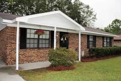 Hinesville Single Family Home For Sale: 1502 Seminole Street