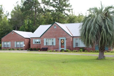 Ludowici GA Single Family Home For Sale: $174,900