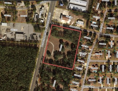 Residential Lots & Land For Sale: 910 West Oglethorpe Highway
