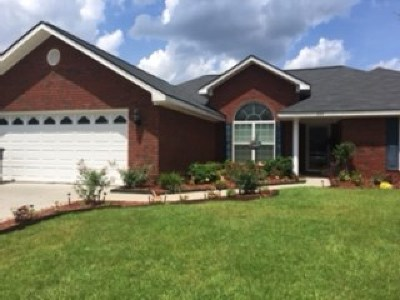 Griffin Park Single Family Home For Sale: 224 Augusta Way