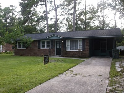 Hinesville Single Family Home For Sale: 412 Rogers Road