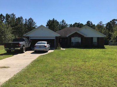 Long County Single Family Home For Sale: 161 Davenport Drive NE
