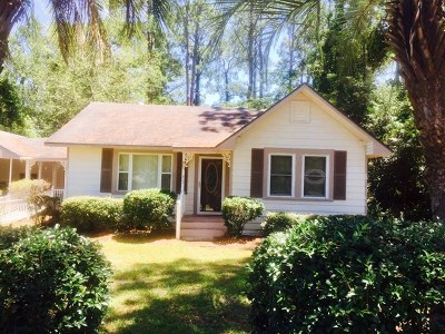 Jesup Single Family Home For Sale: 567 4th Street