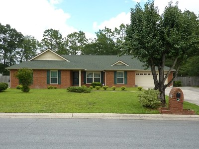 Hinesville Single Family Home For Sale: 537 Wellington Way