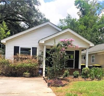 SAVANNAH Single Family Home For Sale: 1218 East 68th Street