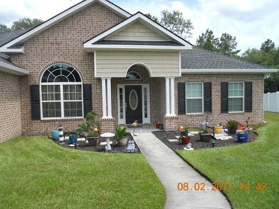 Hinesville Single Family Home For Sale: 331 Wexford Drive