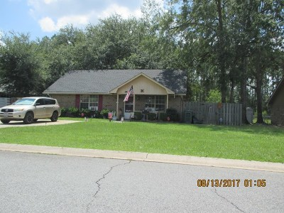 Hinesville Single Family Home For Sale: 814 Lost Grove Lane