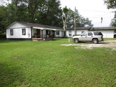 Ludowici Single Family Home For Sale: 102 East Academy Street