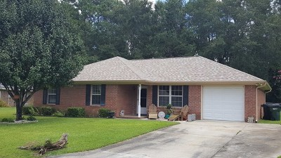 Allenhurst GA Single Family Home For Sale: $124,900