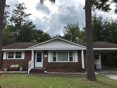 Hinesville Single Family Home For Sale: 545 First Street