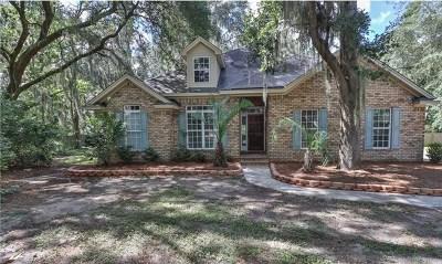 Richmond Hill Single Family Home For Sale: 9 Oak Creek Road
