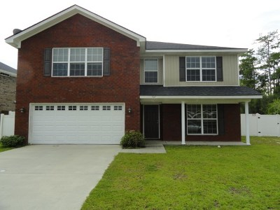 Hinesville Single Family Home For Sale: 507 Wyckfield Way