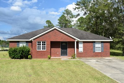 HINESVILLE Single Family Home For Sale: 223 Preakness Drive