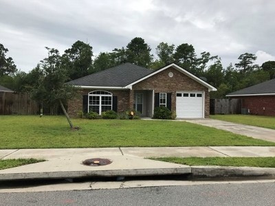 hinesville Single Family Home For Sale: 105 Grandview Drive