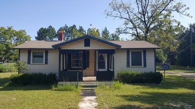 Jesup Single Family Home For Sale: 31 Maryland Road