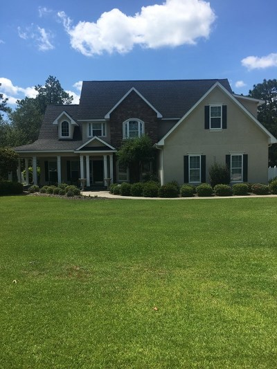 Jesup Single Family Home For Sale: 746 Catherine Street