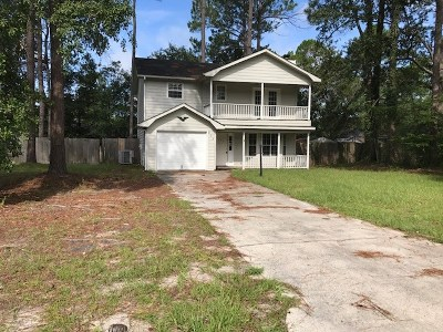 hinesville Single Family Home For Sale: 903 Mandarin Drive