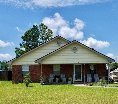 hinesville Single Family Home For Sale: 1212 Knotts Drive