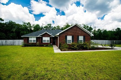 hinesville Single Family Home For Sale: 88 Glynn Court