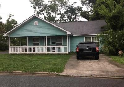 SAVANNAH Single Family Home For Sale: 1202 East Waldburg Street
