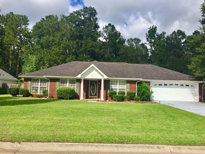Hinesville Single Family Home For Sale: 315 Wexford Drive