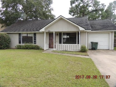 Single Family Home For Sale: 818 Lost Grove Lane