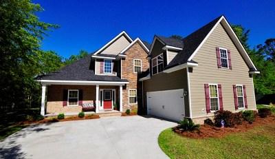 Richmond Hill Single Family Home For Sale: 620 Dalcross Drive