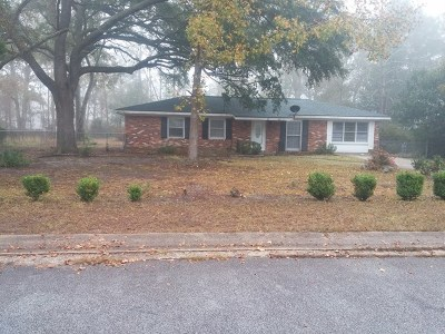 Hinesville Single Family Home For Sale: 23 Dogwood Street