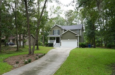 Richmond Hill Single Family Home For Sale: 128 Css Nashville Lane