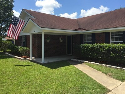 HINESVILLE Single Family Home For Sale: 754 Melissa Drive