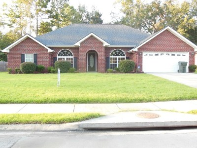 Hinesville Single Family Home For Sale: 74 Kettle Creek Lane
