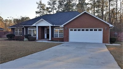 Ludowici GA Single Family Home For Sale: $197,500