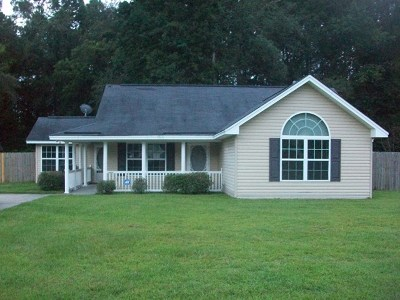 Single Family Home For Sale: 74 Front Run Place